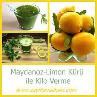 maydanoz-limon-kuru