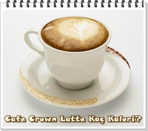 cafe-crown-lattenin-kalorisi