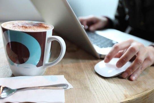 İş yeri, toplantılar ve koşuşturma.. 1 fincan kahve molasına hayır diyebilecek var mı?