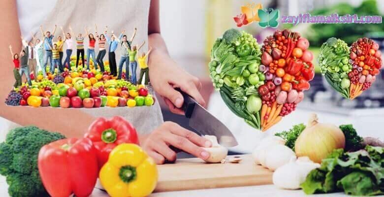 Kilo Almanızı Tetikleyen 4 Vejetaryen Beslenme Alışkanlığı
