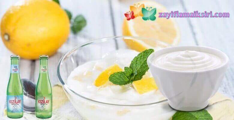 Zayıflatan Limon Soda Yoğurt Kürü Nedir? Nasıl Yapılır?