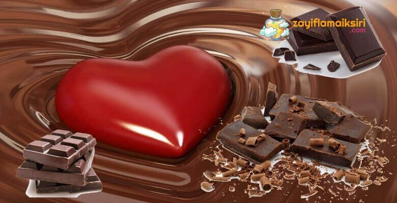 Bitter Çikolata Zayıflatır mı?