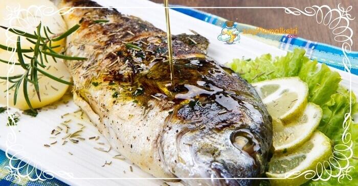 Diyet Balık Izgara Tarifi